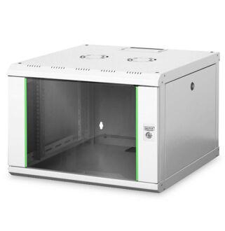 7U prémium fali rackszekrény 600x600 Digitus  unique