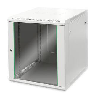 12U fali rackszekrény 600x600 BASIC Digitus / DN-19 12U-6/6-EC
