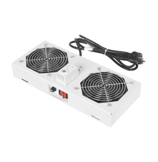 Ventilátor panel Digitus szekrényhez 2 fans