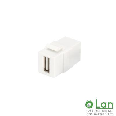 USB 2.0 Keystone modul anya/anya DN-93400