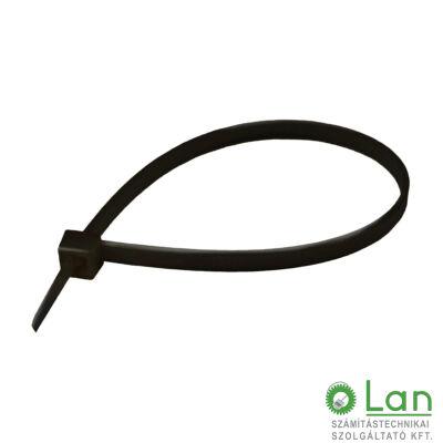 Kábelkötegelő 280x4,5 fekete SP 280X4,5 FA