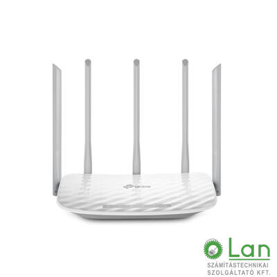 AC1350 Dual Band Wireless router Archer C60