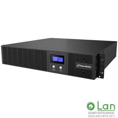 VI 2200 RLE interactive UPS 2200VA/1320W Power Walker/10121100