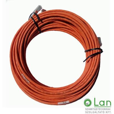 LANconnect/LANmark-5 Patch Cord Cat 5e Unscreened Solid LSZH 20m Orange