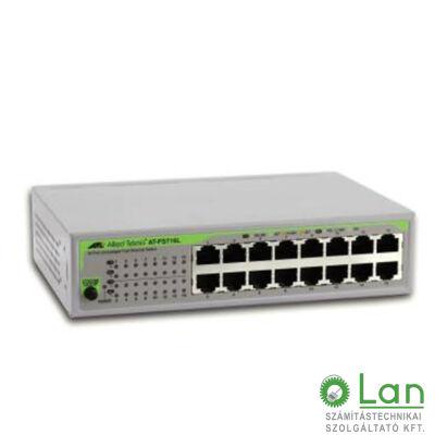 16*10/100Tx mini switch, unmanaged 5405104