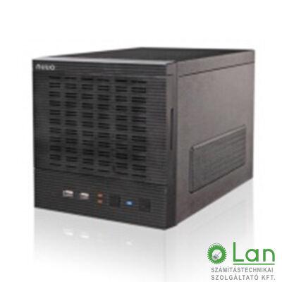 Titan 4ch rögzítő szerver 4HDD hely