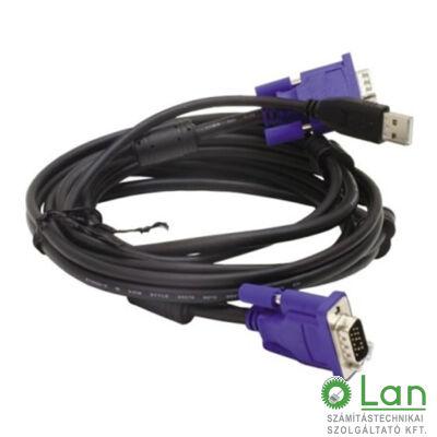 KVM cable 1,80m for DKVM-4U Switch