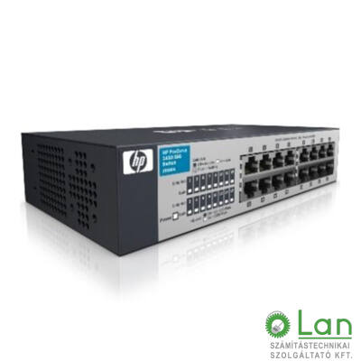 Unmanaged Switch 16x10/100/1000Base-T