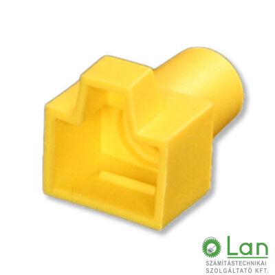8P8C törésgátló sárga
