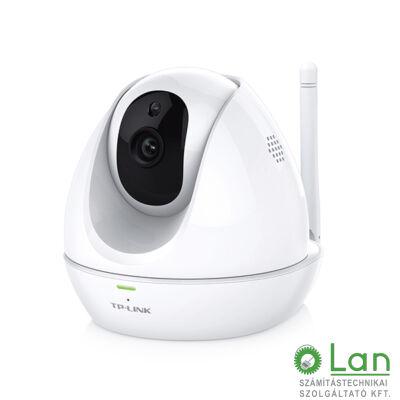 TP-LINK 300Mbps forgatható/dönthető HD WI-FI kamera,éjjellátó funkcióval