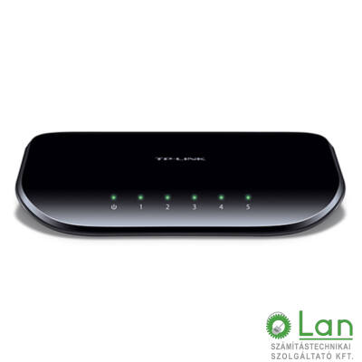 TP-LINK    Gigabit switch  5port 10/100/1000M