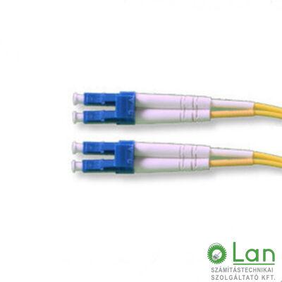 Optikai patch LC-LC  9/125 duplex 10m