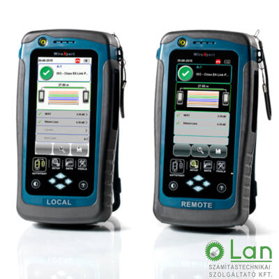 WX4500 cable certifier