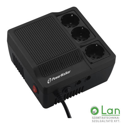 Automatic Voltage Reductor 1000VA/600W Power Walker/10120301