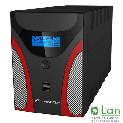 1200 VA line interactive Gaming UPS LCD Power Walker/10121044