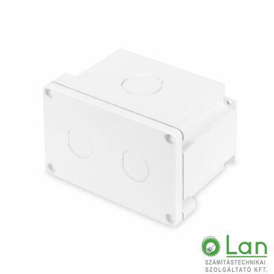 Ipari 2xRJ45 doboz kültéri IP67 DN-IND-BOX