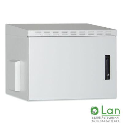 7U fali rackszekrény 600x450 kültéri DN-19 07U-I-OD